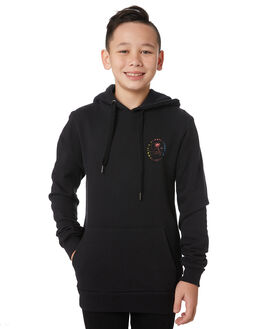 BLACK KIDS BOYS SWELL JUMPERS + JACKETS - S3193444BLACK