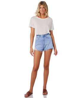 STARLIGHT WOMENS CLOTHING A.BRAND SHORTS - 715864605