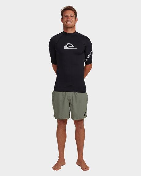 BLACK BOARDSPORTS SURF QUIKSILVER MENS - EQYWR03293-KVJ0