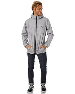 HIGH RISE HEATHER MENS CLOTHING BURTON JACKETS - 196021022