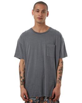 PIGMENT GREY MENS CLOTHING ZANEROBE TEES - 123-TDKPGRY