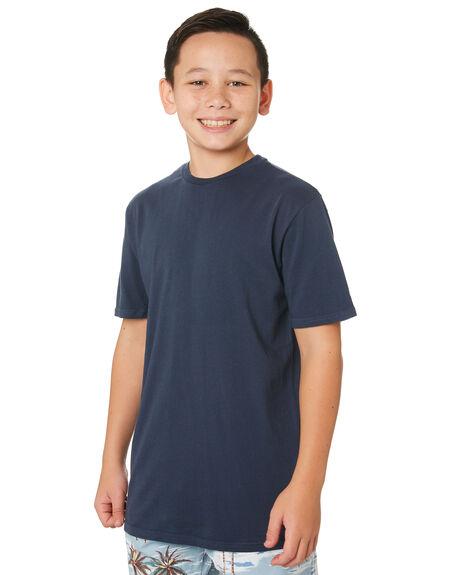 PETROL BLUE KIDS BOYS SWELL TOPS - S3183004PETRL