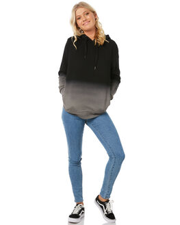 WASHED BLACK WOMENS CLOTHING SWELL JUMPERS - S8183542WSHBK