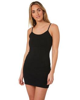 BLACK WOMENS CLOTHING BETTY BASICS DRESSES - BB209BLK