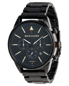 BLACK MENS ACCESSORIES QUIKSILVER WATCHES - EQYWA03025KVJ0