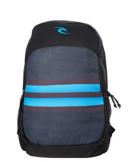 BLACK BLUE MENS ACCESSORIES RIP CURL BAGS + BACKPACKS - BBPZQ20107