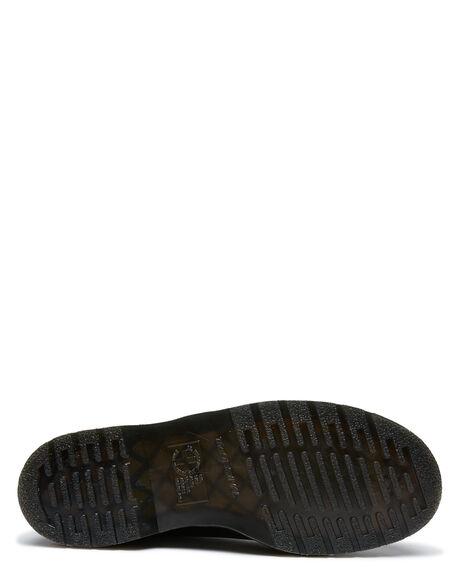 BLACK MENS FOOTWEAR DR. MARTENS FASHION SHOES - SS24757001BLKM