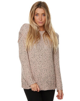 BLUSH MARLE WOMENS CLOTHING ALL ABOUT EVE KNITS + CARDIGANS - 6491064PNK
