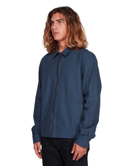 BLUE MENS CLOTHING BILLABONG JACKETS - BB-9507913-BLU