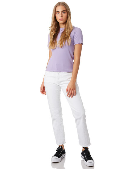 LILAC OUTLET WOMENS ELWOOD TEES - W93315-371