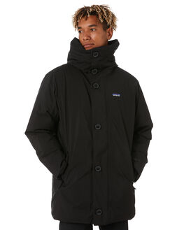 BLACK MENS CLOTHING PATAGONIA JACKETS - 27975BLK