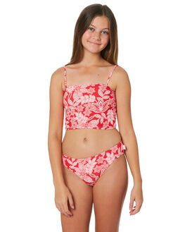 RUBY RED OUTLET KIDS SEAFOLLY CLOTHING - 27120-132RUBYR