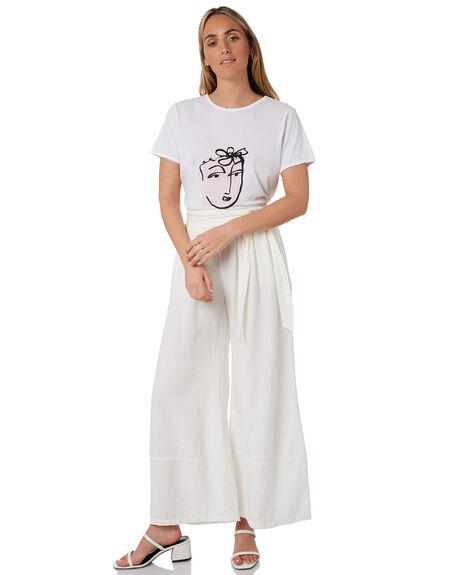 MULTI WOMENS CLOTHING TIGERLILY TEES - T305001MLT