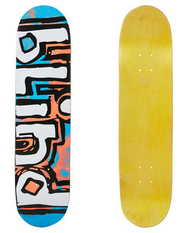 RED BLUE BOARDSPORTS SKATE BLIND DECKS - 10011575RBLU
