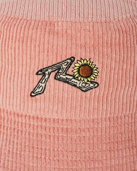 ASH PINK KIDS GIRLS RUSTY HEADWEAR - HHG0001APK