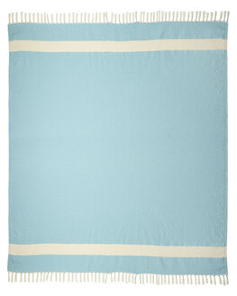 TURQUOISE ACCESSORIES TOWELS MAYDE  - 15TALTURTUR