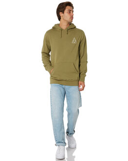 LODEN MENS CLOTHING HUF JUMPERS - PF00100-LODEN
