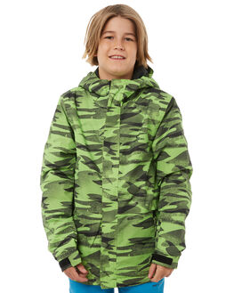 GREENERY SNOW OUTERWEAR RIP CURL JACKETS - SKJAO44625