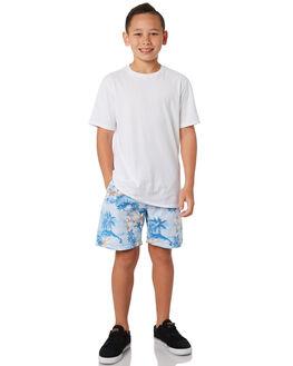 BLUE KIDS BOYS SWELL SHORTS - S3184233BLUE
