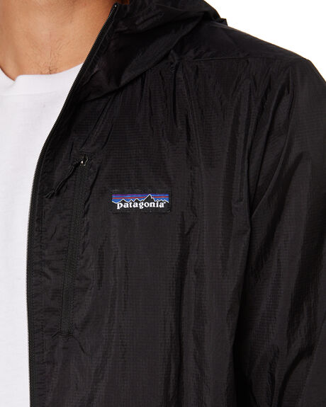 BLACK MENS CLOTHING PATAGONIA JACKETS - 24142BLK