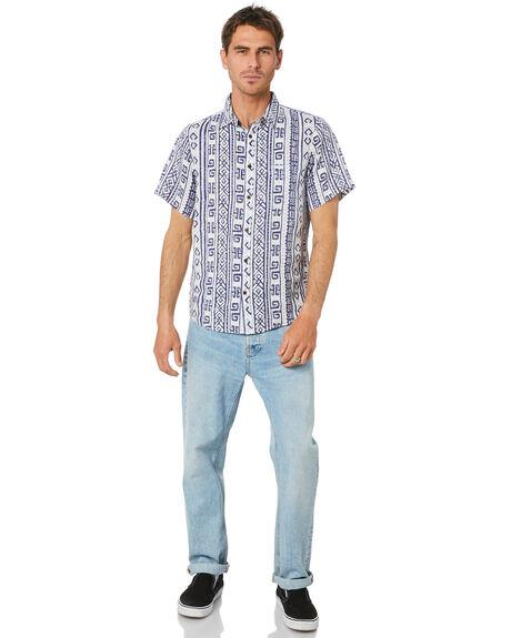 SHIBORI MENS CLOTHING MR SIMPLE SHIRTS - M-04-43-29SHIB