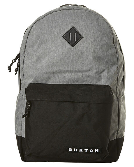 GREY HEATHER MENS ACCESSORIES BURTON BAGS + BACKPACKS - 163361079