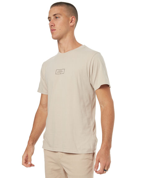 SAND MENS CLOTHING THRILLS TEES - SMU-152SAND