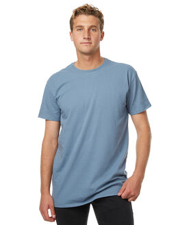 CADET BLUE MENS CLOTHING SWELL TEES - S5173005CBLU