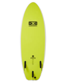 WHITE BOARDSPORTS SURF OCEAN AND EARTH PERFORMANCE - SBSB54WHI