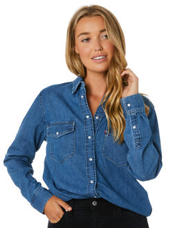 GOING STEADY WOMENS CLOTHING LEVI'S FASHION TOPS - 16786-0002GONST