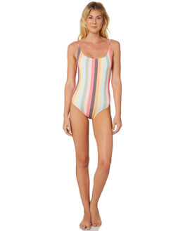 RAINBOW WOMENS SWIMWEAR RHYTHM ONE PIECES - APR19W-SW05-RBW