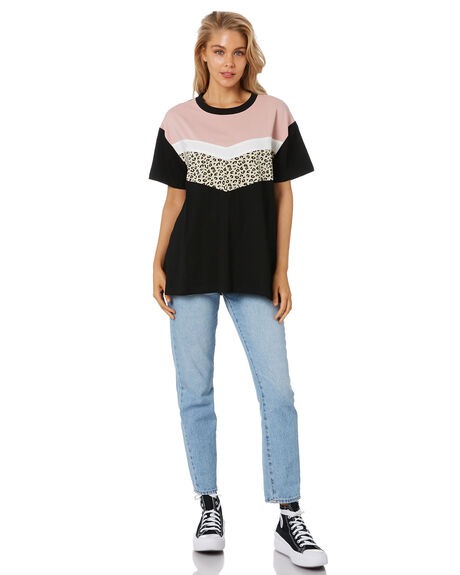 MULTI WOMENS CLOTHING ALL ABOUT EVE TEES - 6473058MULT