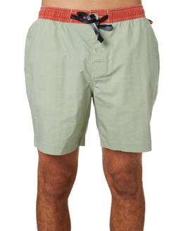 FATIGUE MENS CLOTHING THE CRITICAL SLIDE SOCIETY BOARDSHORTS - BS1941FTG