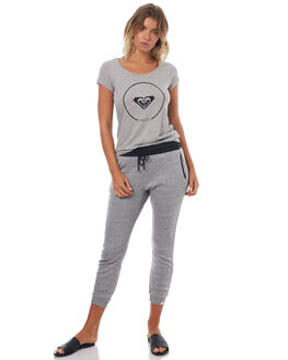 HERITAGE HEATHER WOMENS CLOTHING ROXY PANTS - ERJNP03136SGRH