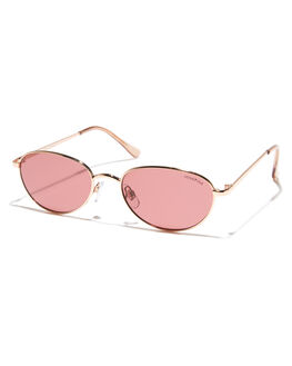 ROSE GOLD SAND WOMENS ACCESSORIES MINKPINK SUNGLASSES - MNP1808207RSGLD