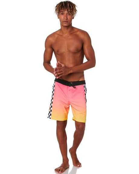 BLACK MENS CLOTHING HURLEY BOARDSHORTS - CK0565010