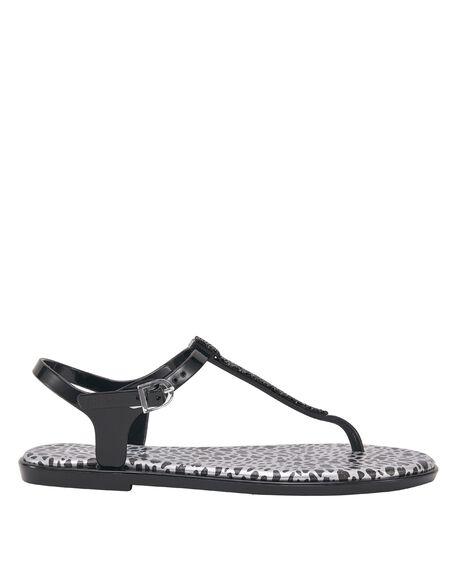 BLACK WOMENS FOOTWEAR HOLSTER FASHION SANDALS - HST352BL