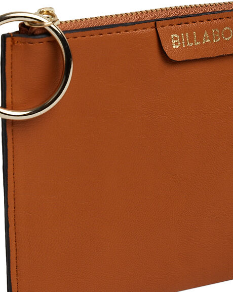 TAN WOMENS ACCESSORIES BILLABONG PURSES + WALLETS - 6692202BTAN