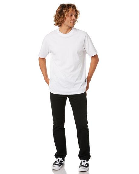 BLACK MENS CLOTHING LEVI'S JEANS - 00501-0660BLK
