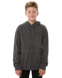 VINTAGE BLACK KIDS BOYS BILLABONG JUMPERS - 8585618VBC