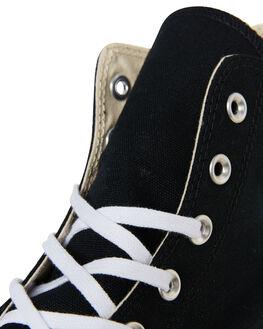 BLACK WOMENS FOOTWEAR CONVERSE SNEAKERS - 560845-BLK