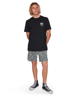 MULTI MENS CLOTHING RVCA SHORTS - RV-R305320-M77