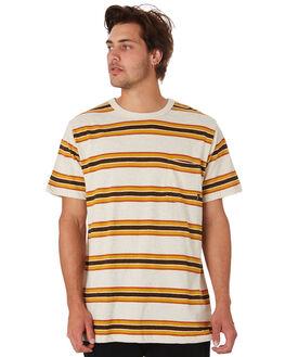 NATURAL MENS CLOTHING THRILLS TEES - TS9-134ANAT