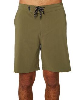 MEDIUM OLIVE MENS CLOTHING HURLEY BOARDSHORTS - AQ9983222