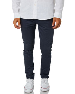 NAVY MENS CLOTHING ACADEMY BRAND PANTS - 19W104NVY
