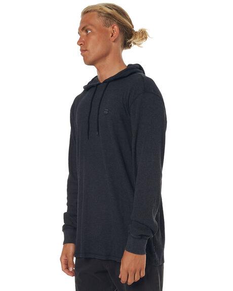 BLACK MENS CLOTHING BILLABONG JUMPERS - 9571185XBLK