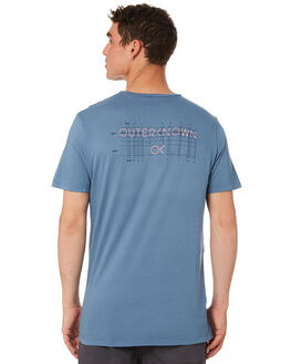 SHADOW MENS CLOTHING OUTERKNOWN TEES - 12151202SOT