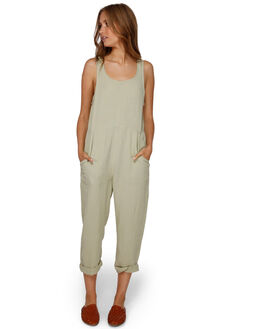 WASABI WOMENS CLOTHING BILLABONG PLAYSUITS + OVERALLS - BB-6591510-WAS