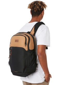 BLACK TAN MENS ACCESSORIES RIP CURL BAGS + BACKPACKS - BBPZG25140