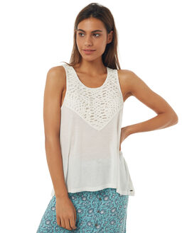 NAKED WOMENS CLOTHING O'NEILL SINGLETS - 4420906WWH